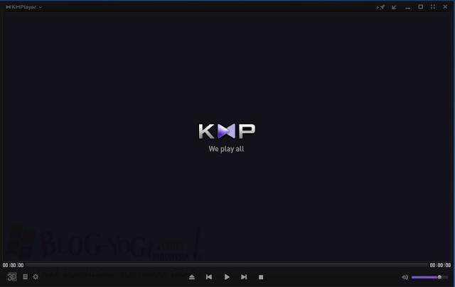 KMPlayer Terbaru Offline Installer