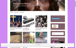 Jesús es la rocka