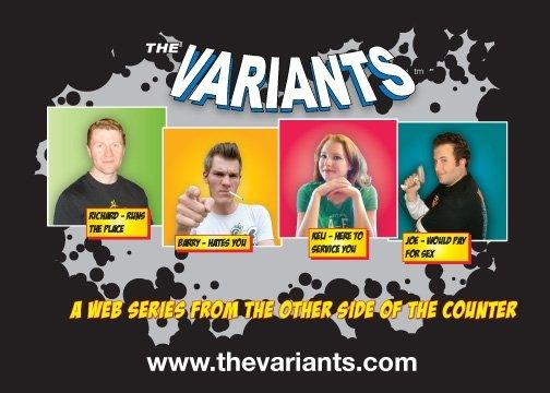 The Variants Web Series