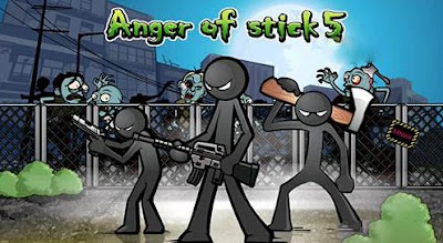 Download Anger of Stick 5  v1.0.2 Mod Android