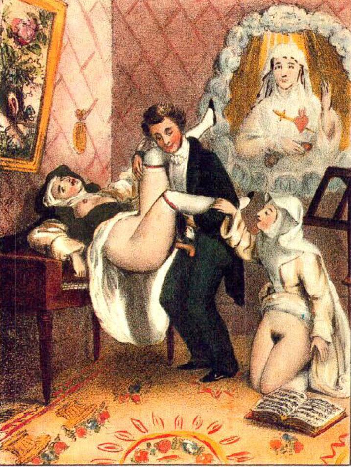 Ретро эротические фото и рисунки