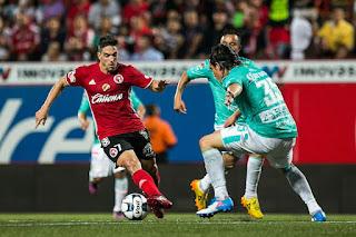 León vs Tijuana en Cuartos de Final, Apertura 2026 Liga MX
