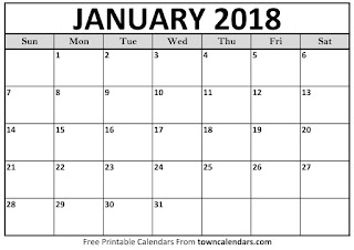 printables 3 blank calendars for january 2018. calendar agenda schedule plan 2018 weeks months.