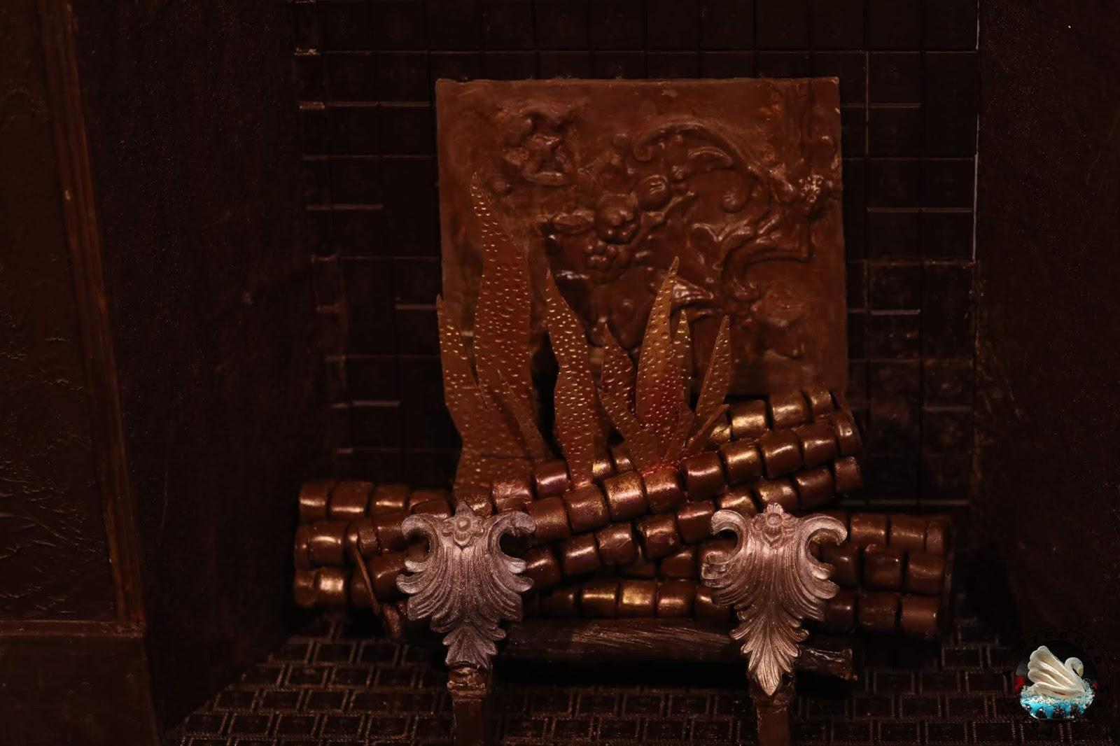 Sculptures et expositions au Salon du Chocolat 2018
