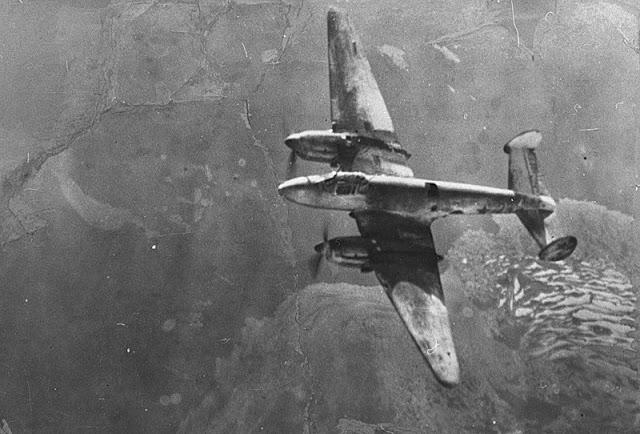 World War Ii In Pictures  Soviet Wwii Ground Attack Plane