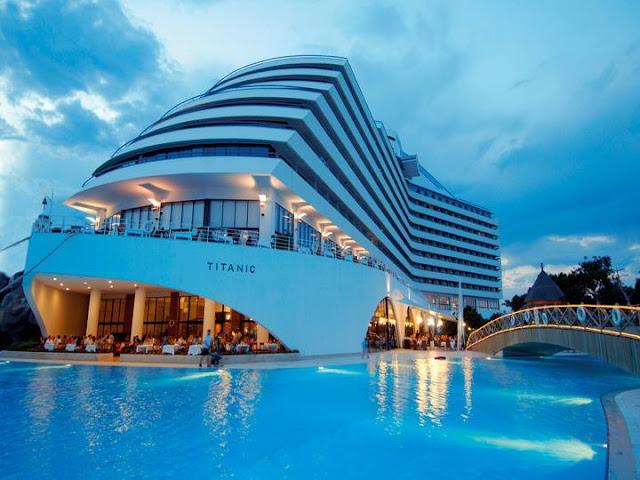 Antalyada gidilecek oteller listesi