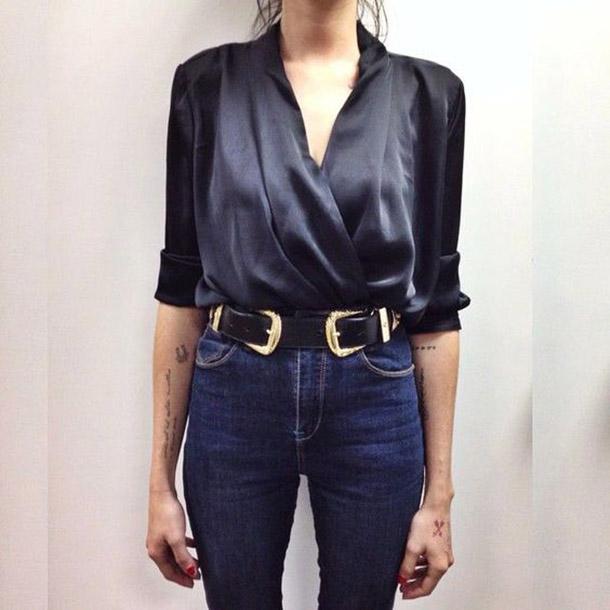 vari colori negozio ufficiale orologio OUTFIT    Come indossare la cintura con doppia fibbia, trend dell ...