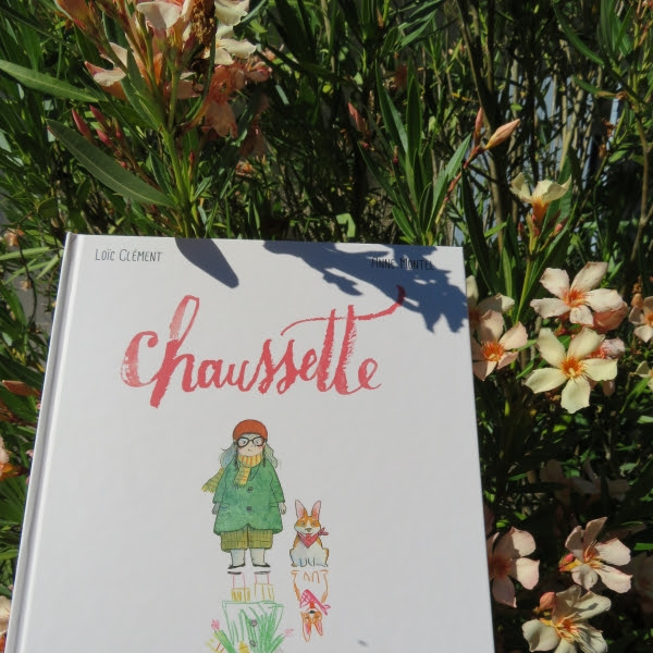 Chaussette de Loïc Clément et Anne Montel