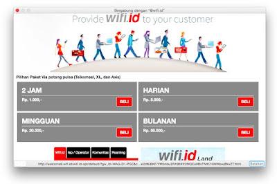 paket wifi id dengan pulsa all operator