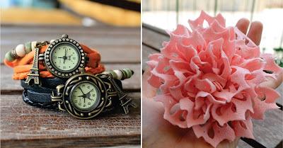 pusat aksesoris fashion jam tangan klasik vintage