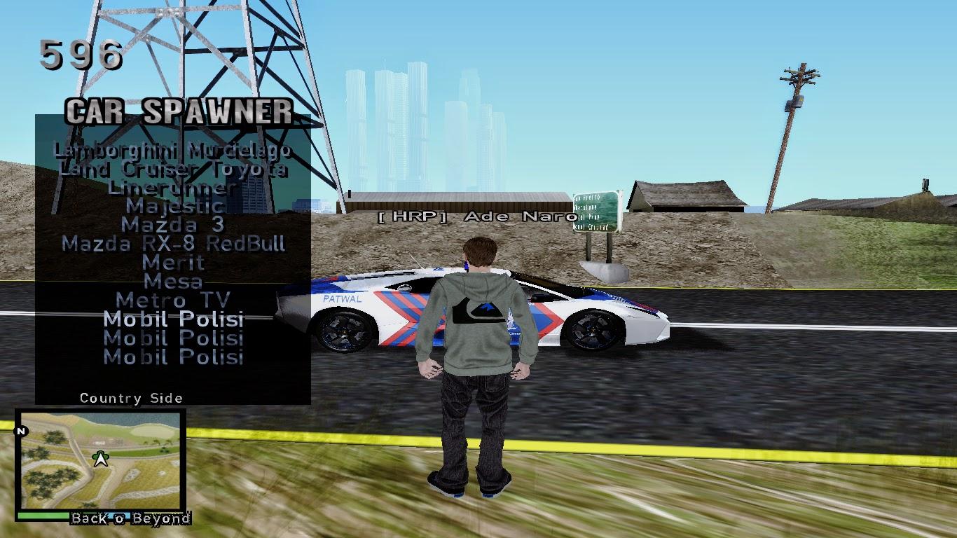 Vehicle Spawner Gta San Andreas 2