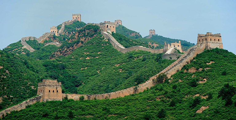 Great Wall of China, Asia Heritage Sites Attractions