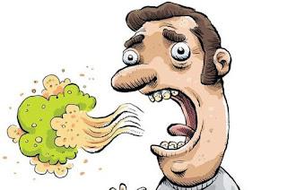 4 Cara Cegah Bau Mulut Saat Bepergian