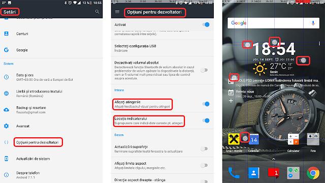 Cum verifici ecranul și touchscreen-ul unui telefon Android