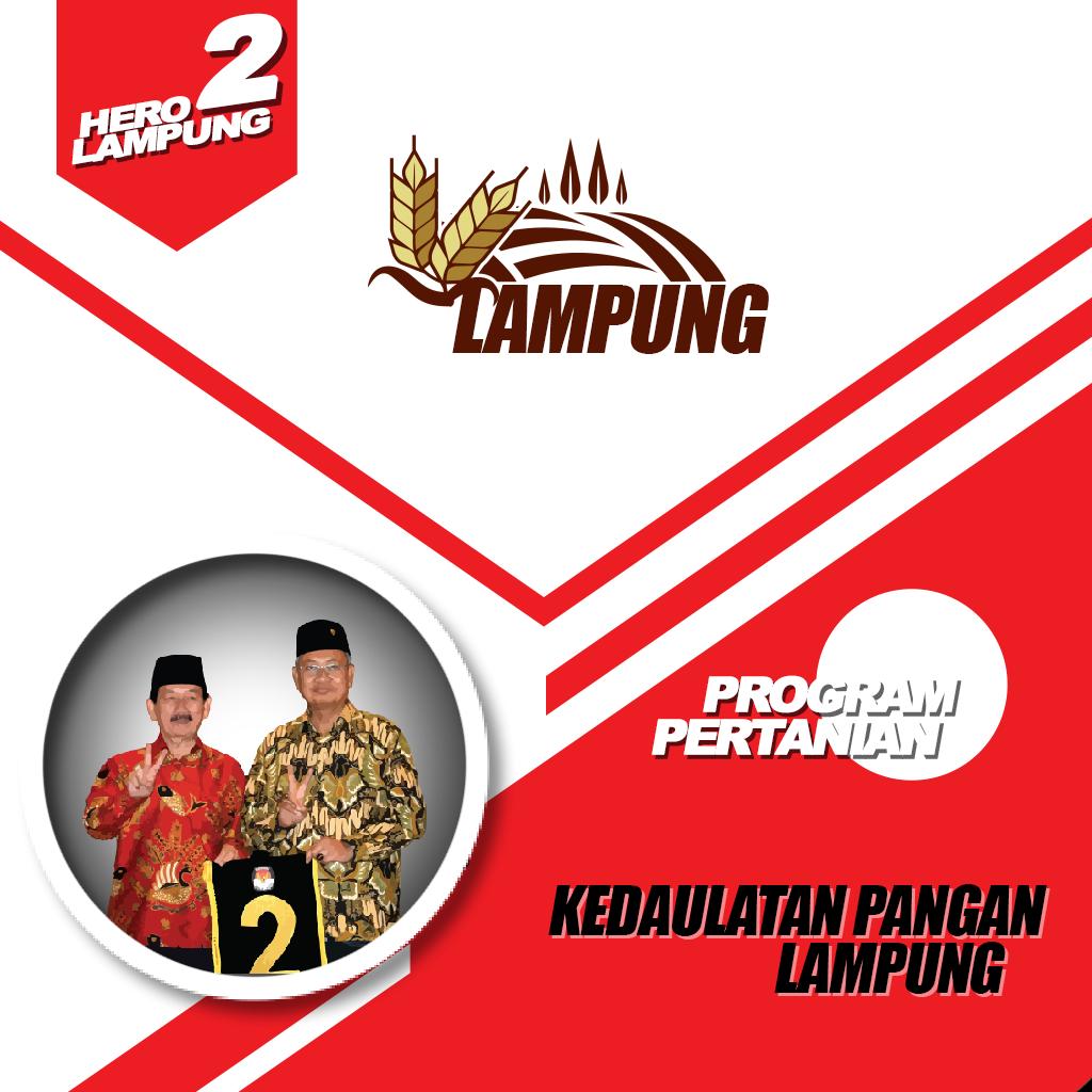Herman HN Berkomitmen Jadikan Lampung Timur Lumbung Pangan