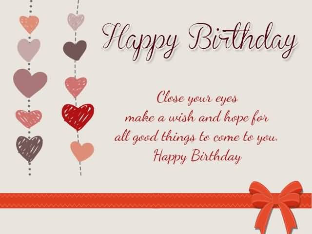 Happy Birthday Images Pictures And Wallpapers Happy Birthday Happy Birthday Wishes For Lovely Friend