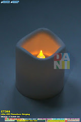 Lilin LED Flameless Surging