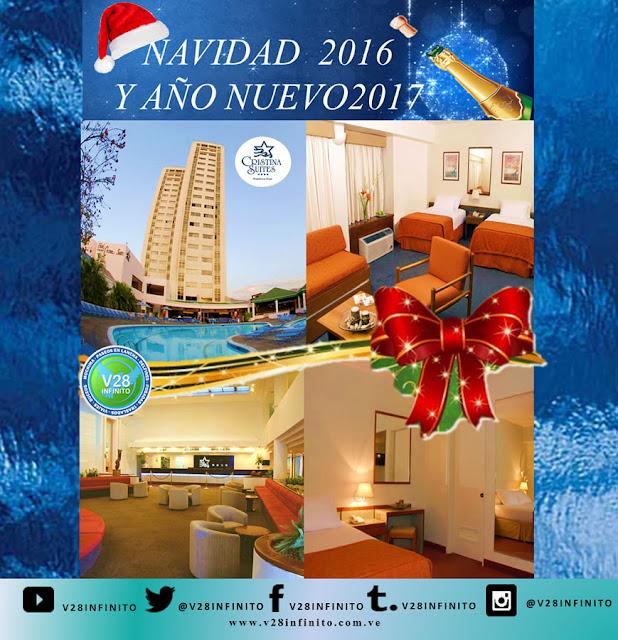 imagen NAVIDAD  2016 Y AÑO NUEVO 2017  HOTEL CRISTINA SUITE