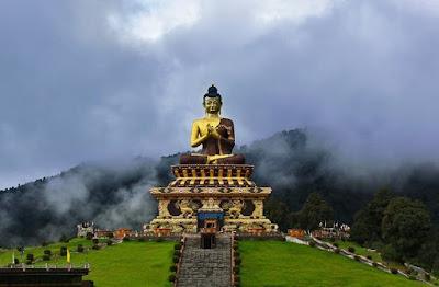 Buddha park, Ravangla, Sikkim