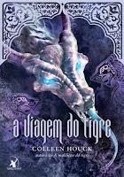 Resenha, A Viagem do Tigre, Colleen Houck