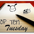 top ten tuesday: 2017 debuts