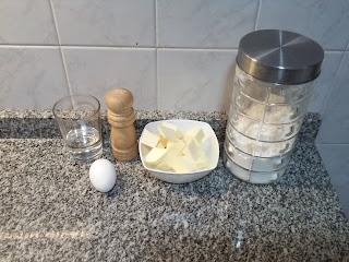 Masa básica para empanadas
