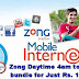 Zong Daytime Offer 4am to 4pm 1GB bundle for Rs. 12 Per Day