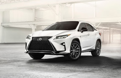 Lexus RX 2018 Review, Specs, Price
