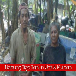 Kisah Pemulung Yang Ikut Berkurban di Daerah Tebet Jakarta Selatan