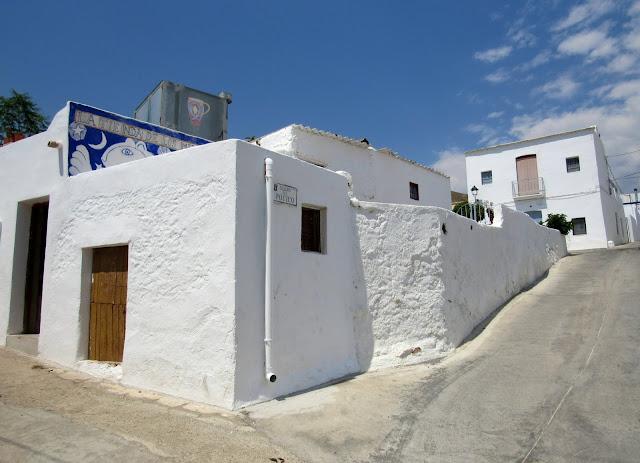Barrio alfarero de Níjar
