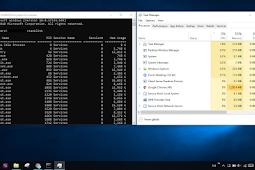 Menghetikan Aplikasi Yang Berjalan Di Windows Menggunakan CMD