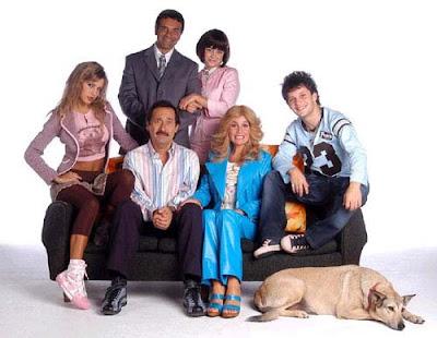 Argentinien Ableger Serie - Eine schrecklich nette Familie Comedy