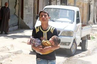 Hari Pertama 2019, 3 Anak Suriah Mati Kedinginan dan Kekurangan Makanan