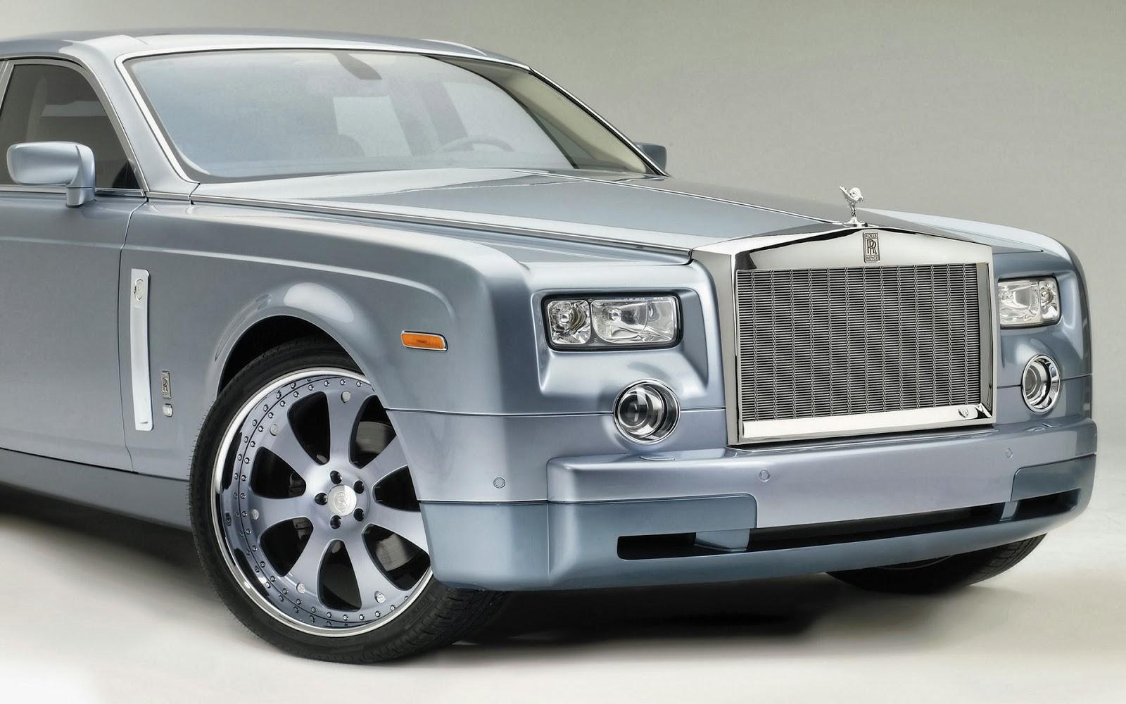 New Full HD Car Wallpaper Of Rolls Royce