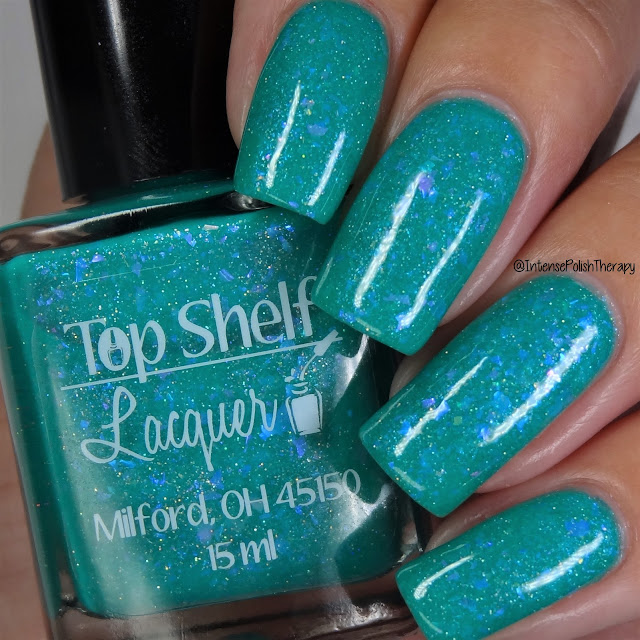 Top Shelf Lacquer Contrary to (H)opular Opinion