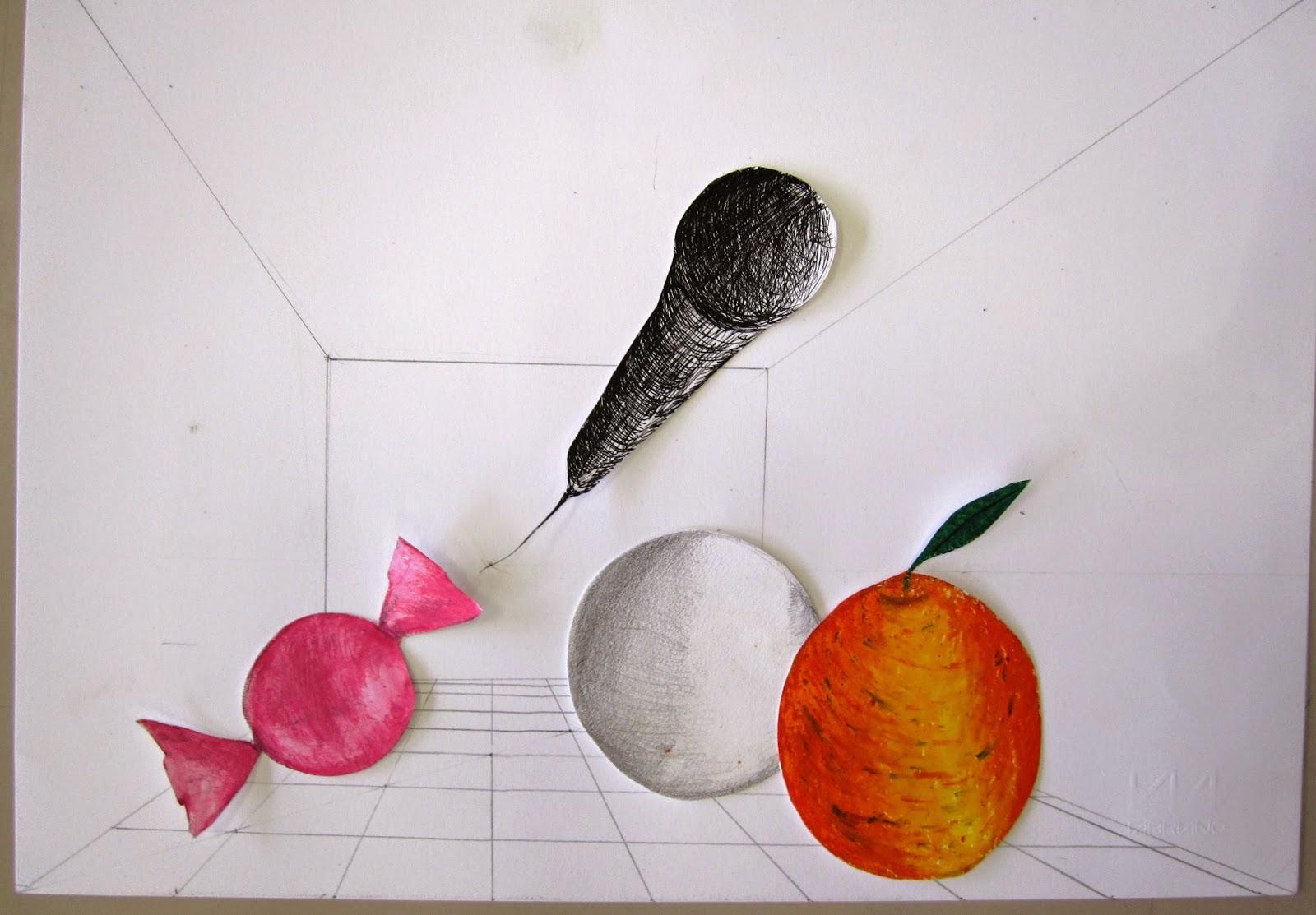 Immagin rti value lesson step 3 gli oggetti nello for Disegnare una stanza in 3d
