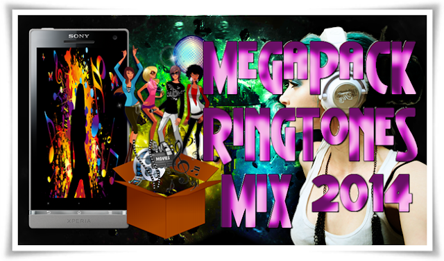 MegaPack Ringtones Mix 2014