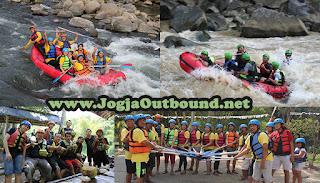 Paket Rafting Arung Jeram