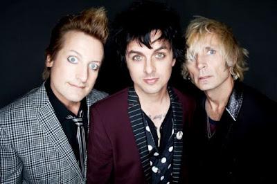 Foto de Green Day con nuevo look