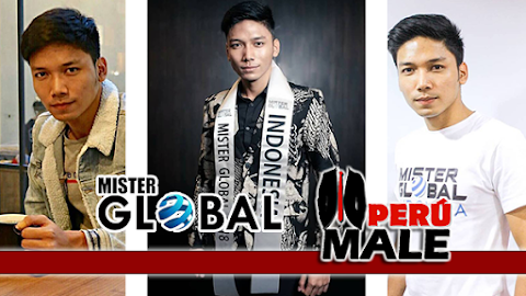 Mister Global Indonesia 2018