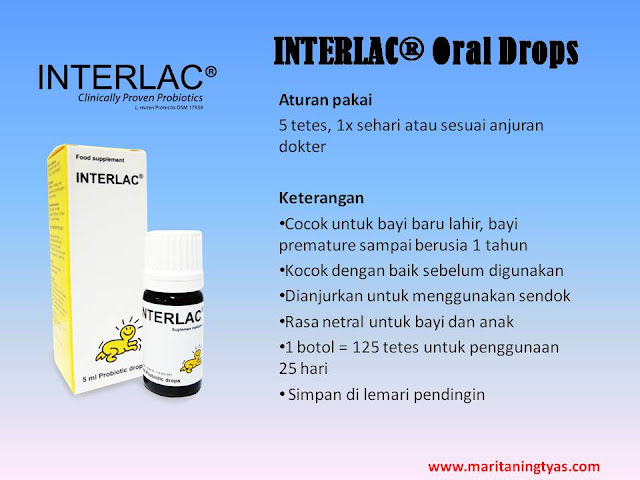 keterangan Interlac Oral Drops
