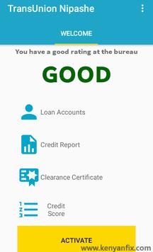credit status