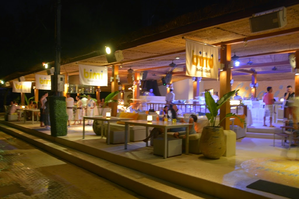 Bimi Beach Club Barbecue Phuket