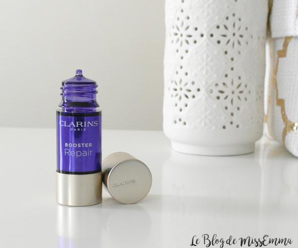 Le Blog de MissEmma • Ma Routine Beauté pour l'Hiver • Clarins