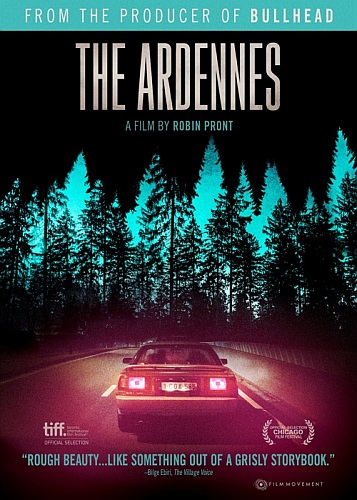 HK AND CULT FILM NEWS Robin Pronts THE ARDENNES On DVD