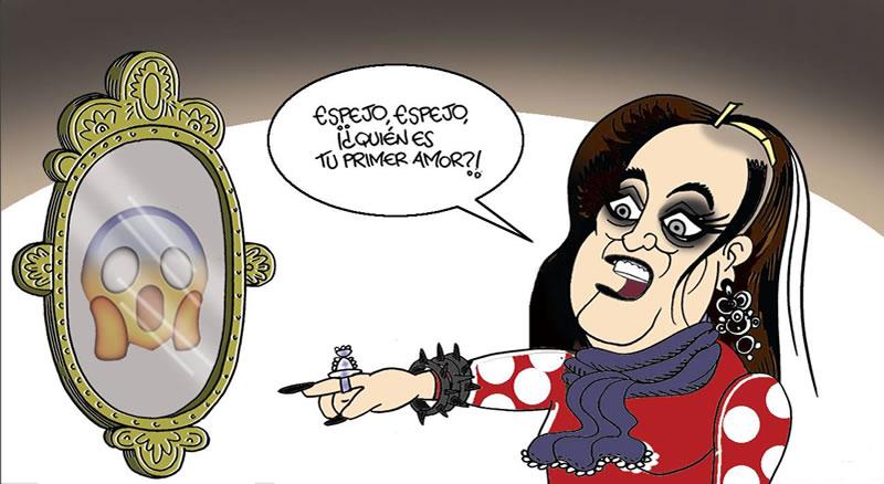 MARÍA GALINDO FEMINISTA ACTIVISTA EN MUJERES CREANDO