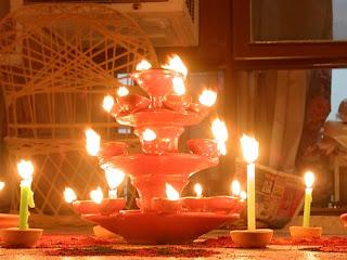 Diwali-diya