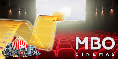 RM6 MBO Cinema Movie Ticket Voucher for 1 person