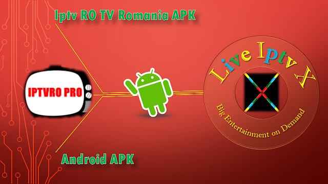 Iptv RO TV Romania APK
