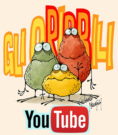 """GLI ORIBBILI"" SU YOUTUBE!!!"